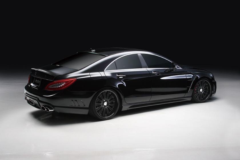 Wald International vyšperkoval Mercedes-Benz CLS 63 AMG 5