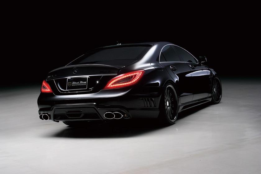 Wald International vyšperkoval Mercedes-Benz CLS 63 AMG 6