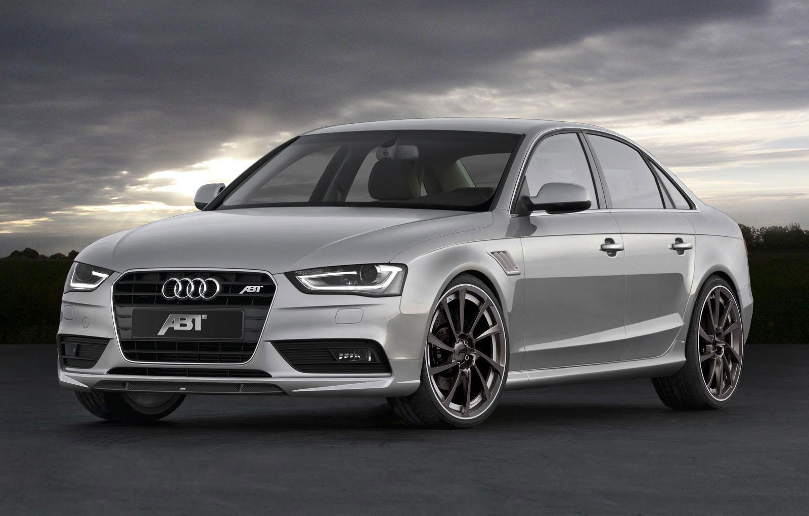 Audi A4 s výkonem 435 koní od ABT 3