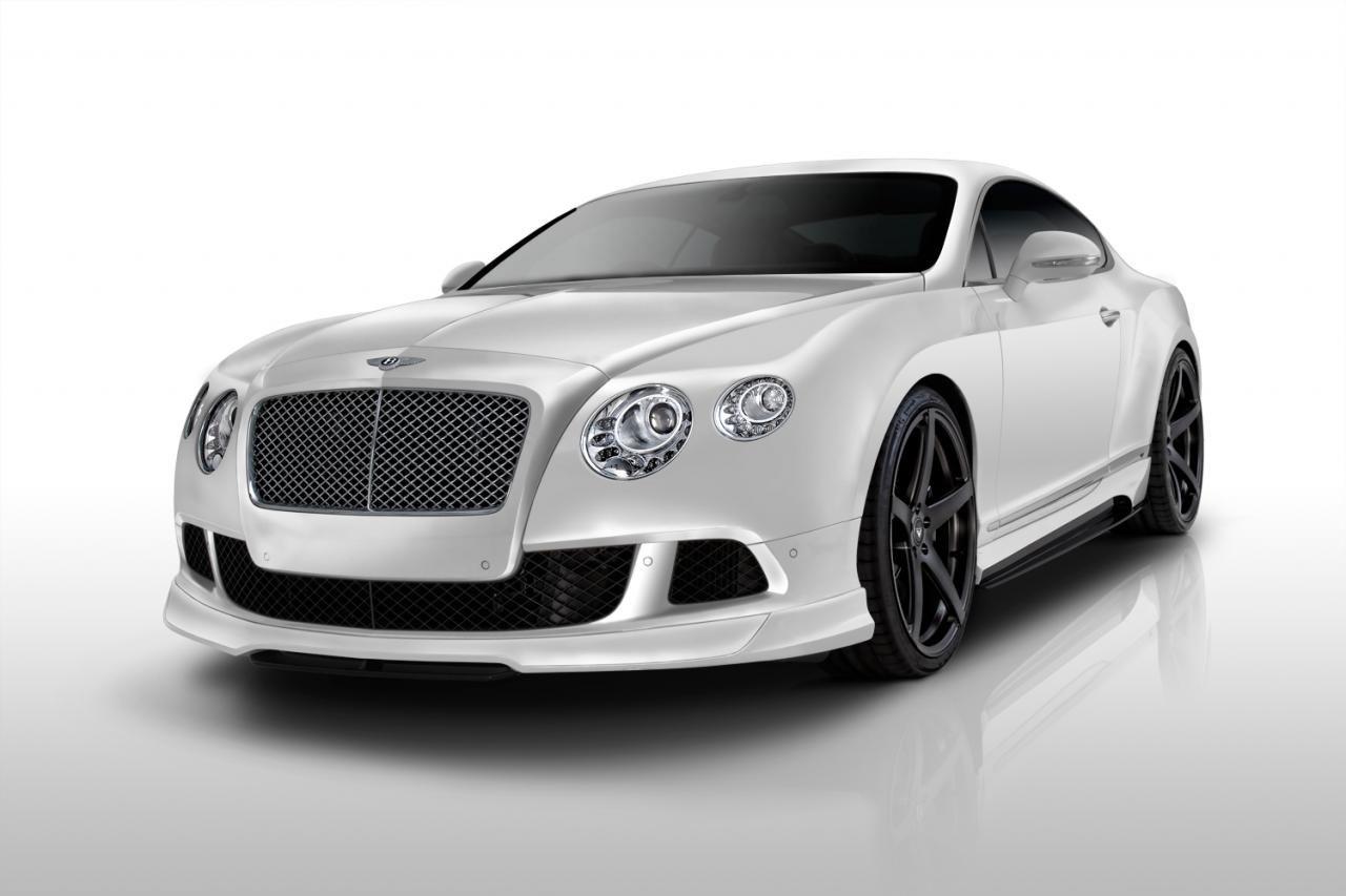 Bentley Continental GT jako Vorsteiner BR-10 2