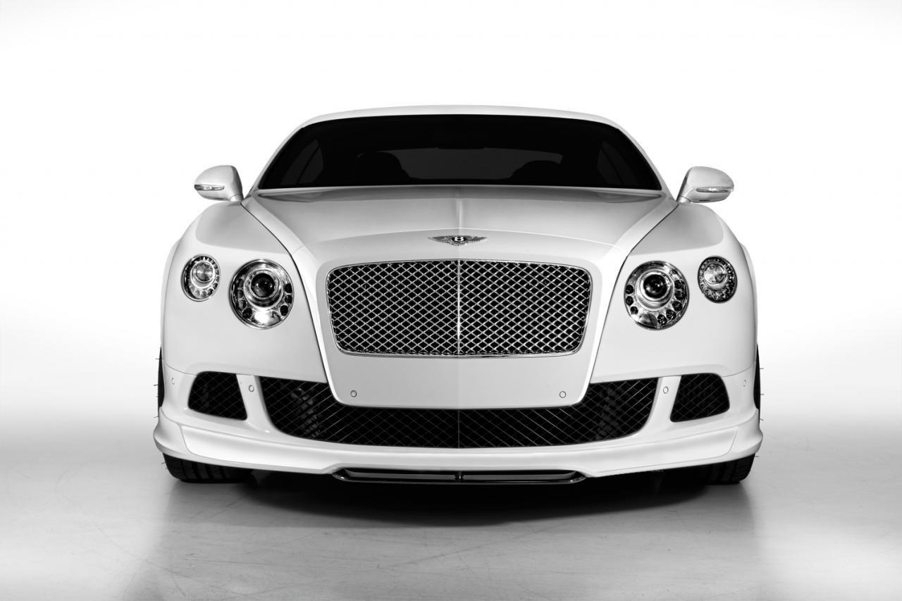 Bentley Continental GT jako Vorsteiner BR-10 3