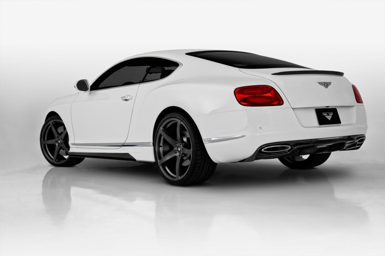 Bentley Continental GT jako Vorsteiner BR-10 4
