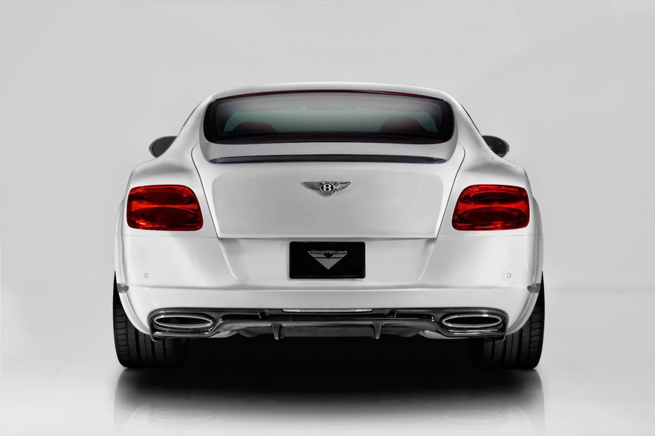 Bentley Continental GT jako Vorsteiner BR-10 5
