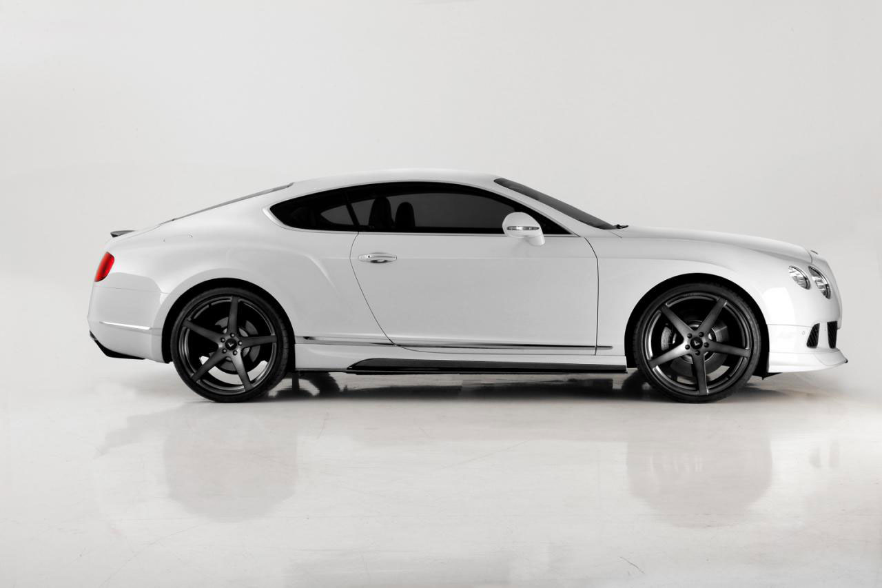Bentley Continental GT jako Vorsteiner BR-10 6