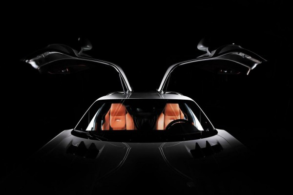 Mercedes-Benz SLS AMG dostal od Inden Design pár koní navíc 1