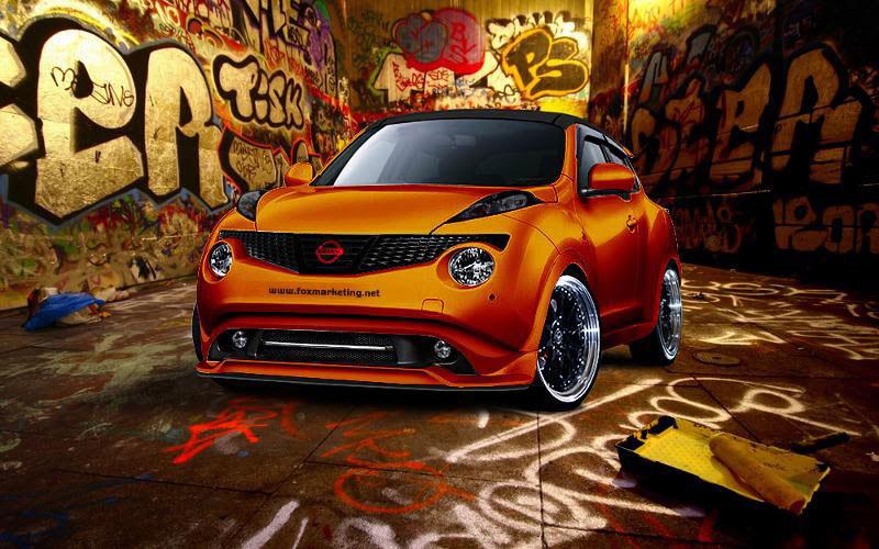 Nissan Juke od Fox Marketing bude mít až 400 koní 2