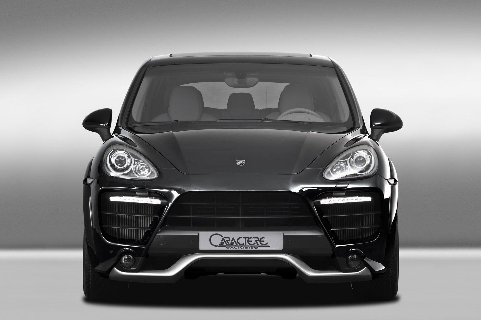 Porsche Cayenne s bodykitem od Caractere Exclusive 4