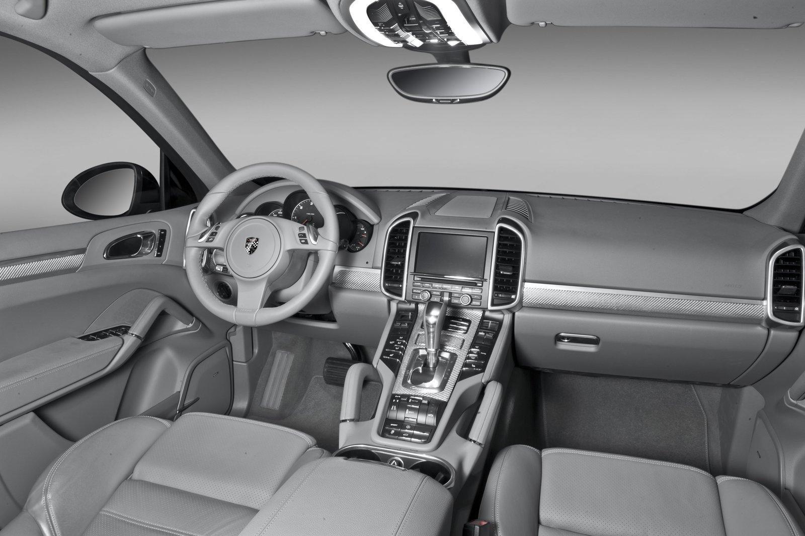 Porsche Cayenne s bodykitem od Caractere Exclusive 5