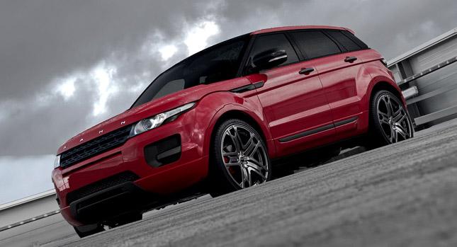 Project Kahn podruhé upravil Range Rover Evoque 1