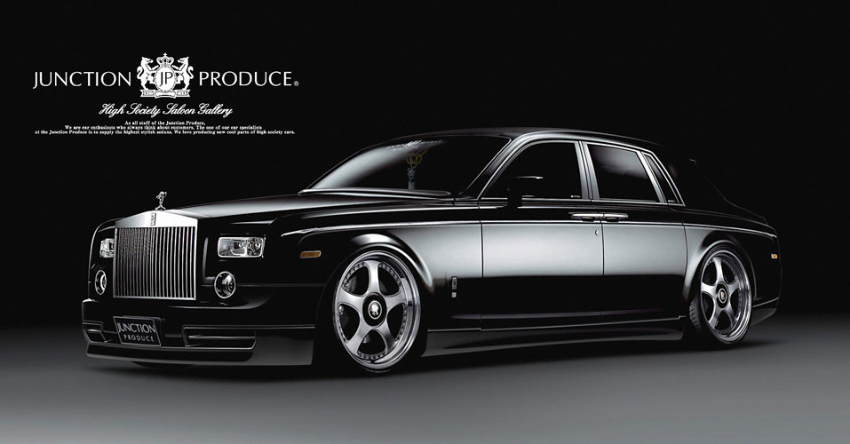 Rolls-Royce Phantom 4