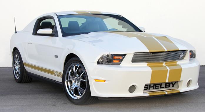 Shelby slaví 50 let limitovanou sérií Ford Mustang 4