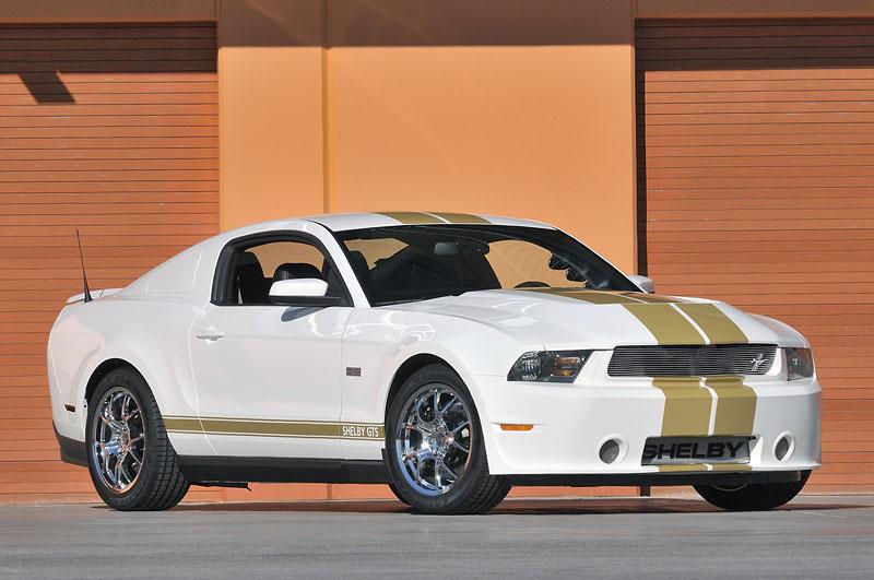 Shelby slaví 50 let limitovanou sérií Ford Mustang 6