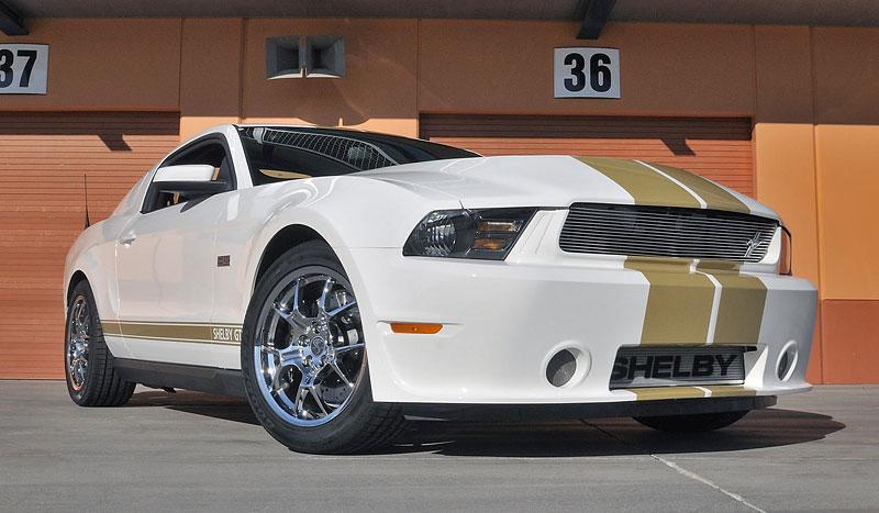 Shelby slaví 50 let limitovanou sérií Ford Mustang 7