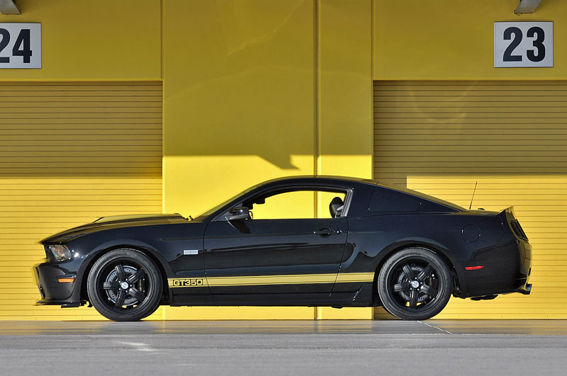 Shelby slaví 50 let limitovanou sérií Ford Mustang 8