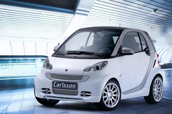 Smart dostal několik vylepšení od Carlssonu 1