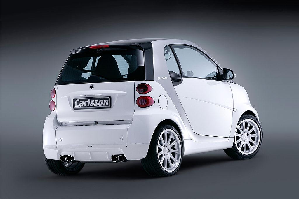 Smart dostal několik vylepšení od Carlssonu 2