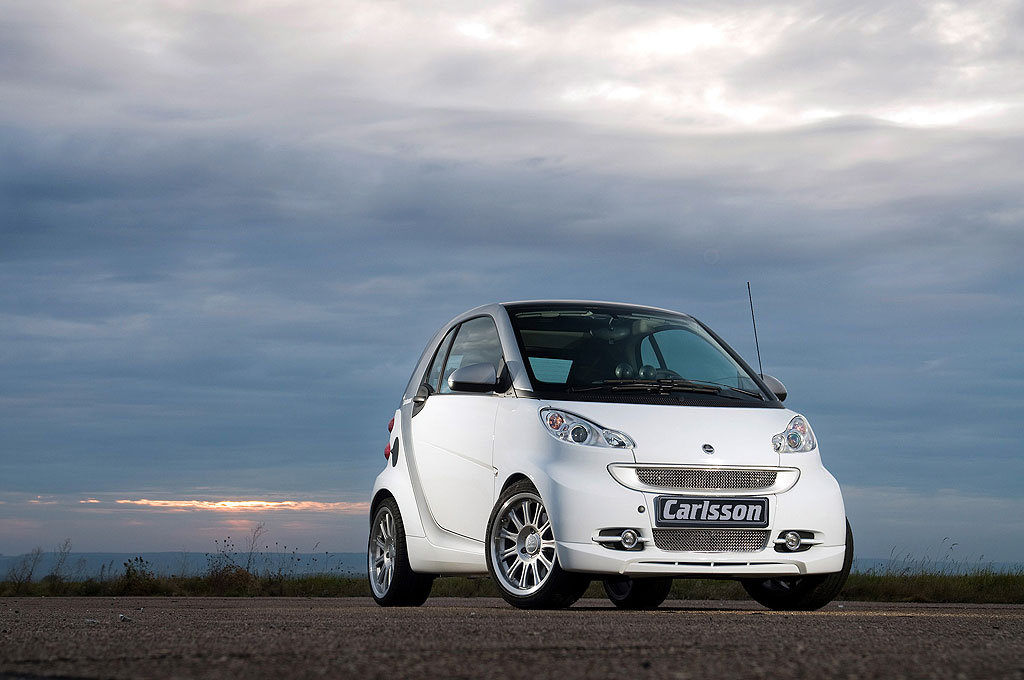 Smart dostal několik vylepšení od Carlssonu 6
