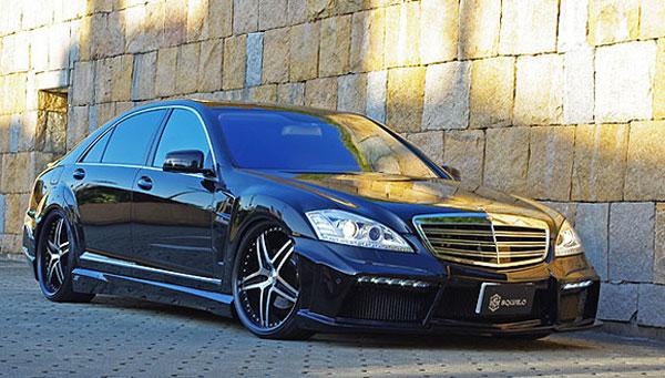 Vitt Performance představil vylepšení pro Mercedes-Benz S 1