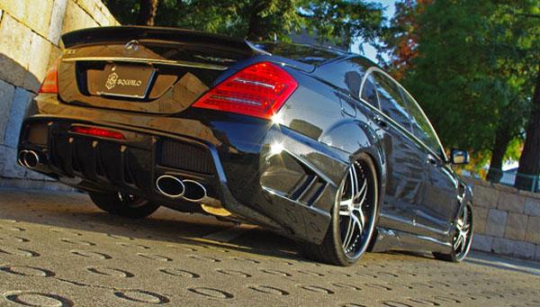 Vitt Performance představil vylepšení pro Mercedes-Benz S 3
