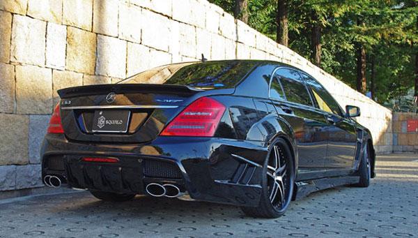 Vitt Performance představil vylepšení pro Mercedes-Benz S 4