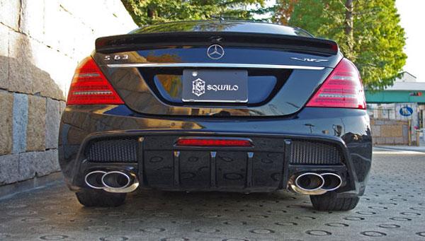 Vitt Performance představil vylepšení pro Mercedes-Benz S 5
