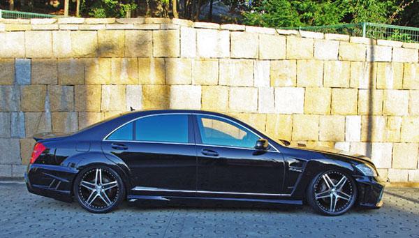 Vitt Performance představil vylepšení pro Mercedes-Benz S 9