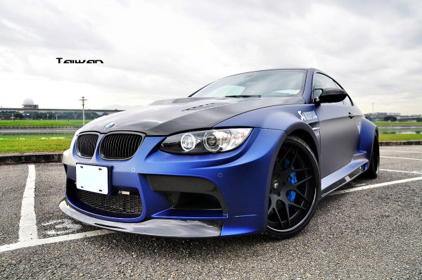Vorsteiner vyšperkoval BMW M3 1