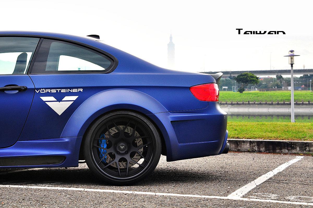 Vorsteiner vyšperkoval BMW M3 8