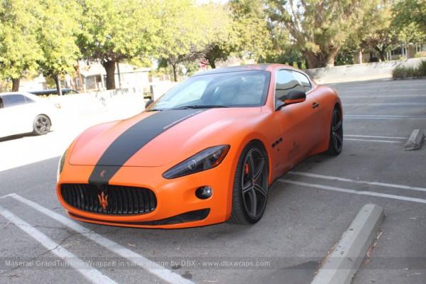 Z USA přijíždí Maserati GranTurismo S od DBX 1