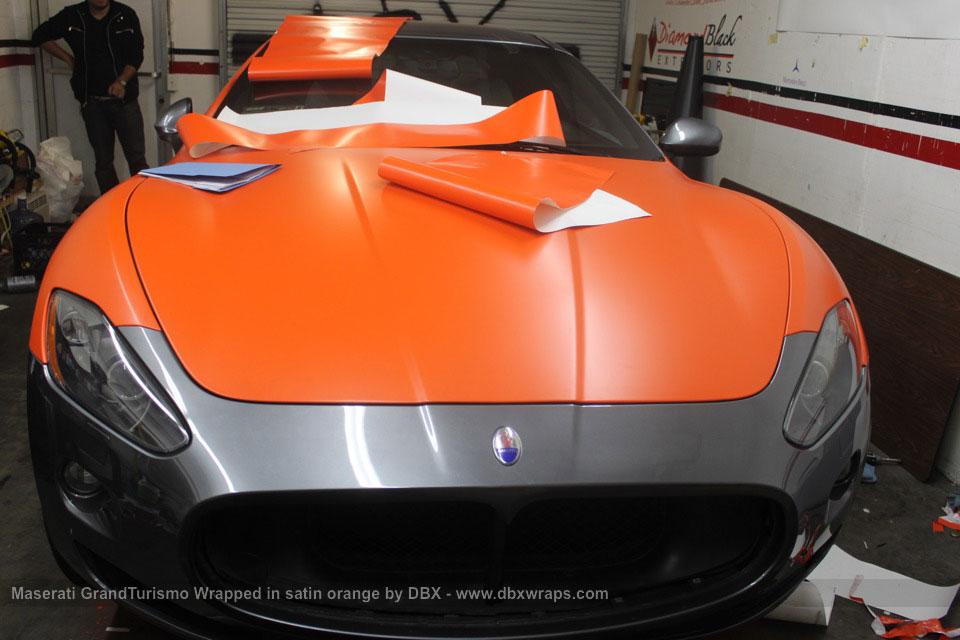 Z USA přijíždí Maserati GranTurismo S od DBX 10