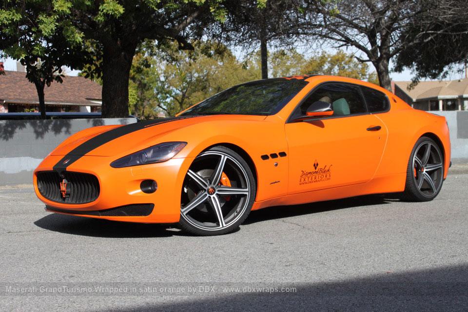 Z USA přijíždí Maserati GranTurismo S od DBX 9