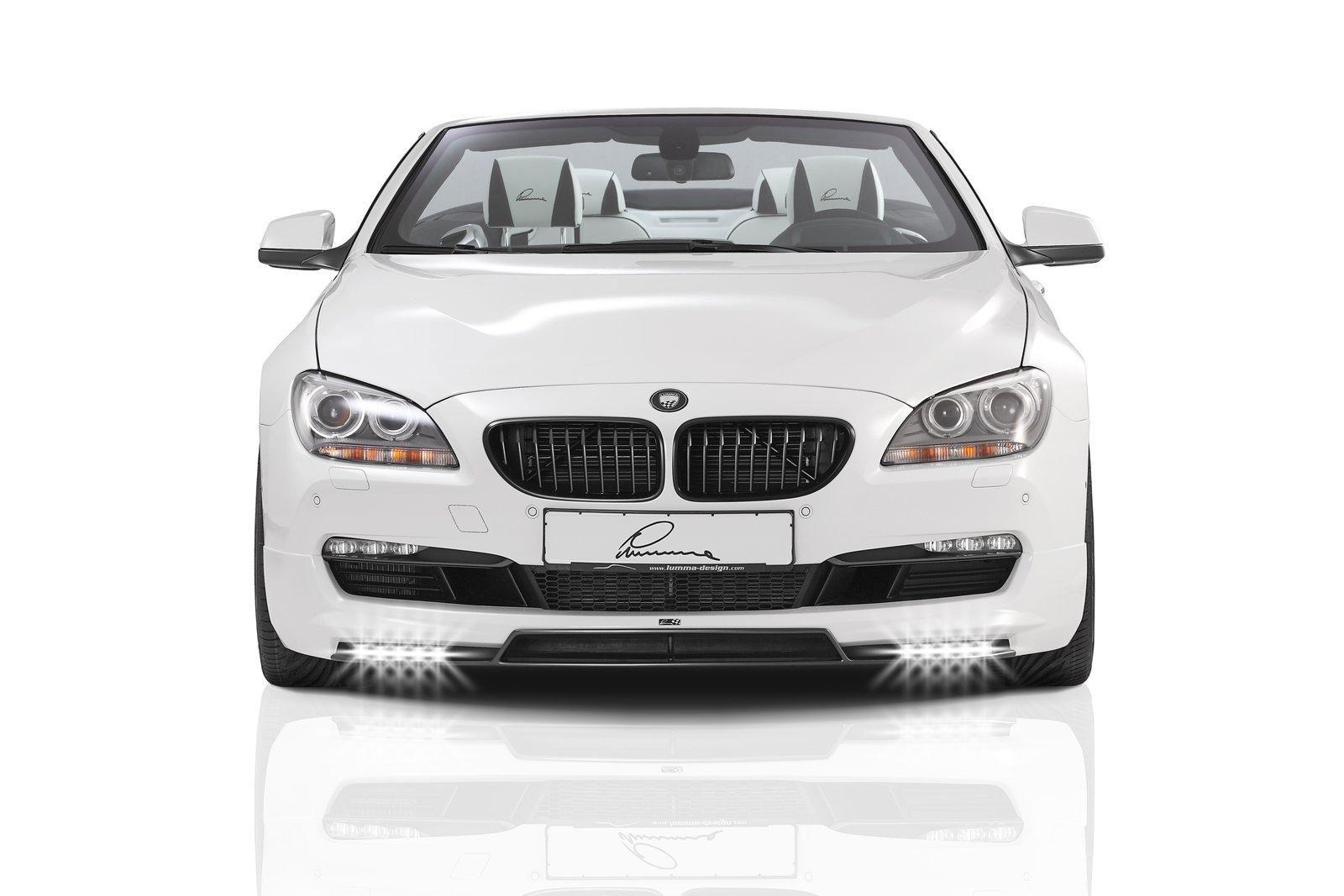 BMW 650i Cabriolet jako CLR 600 GT od Lumma Design 2