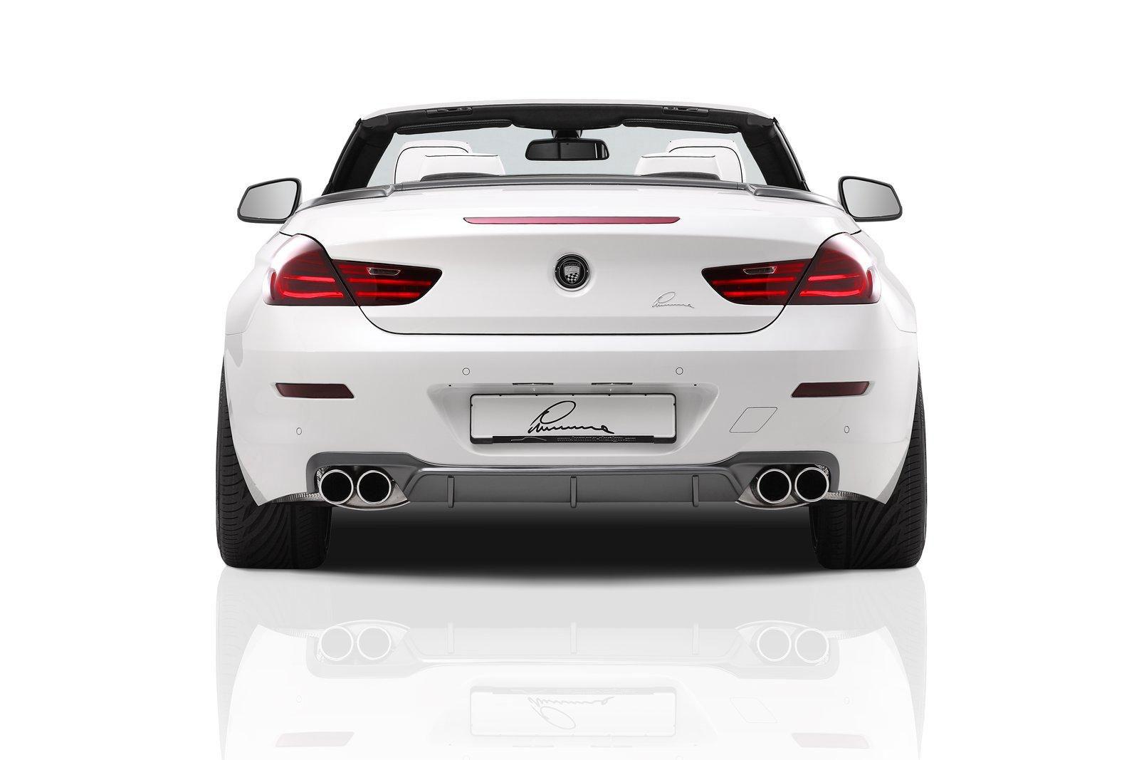 BMW 650i Cabriolet jako CLR 600 GT od Lumma Design 3