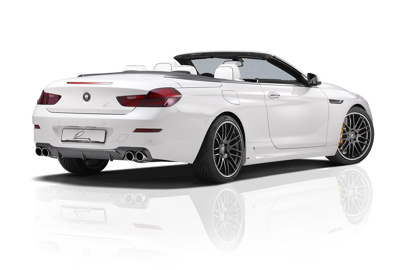 BMW 650i Cabriolet jako CLR 600 GT od Lumma Design 4