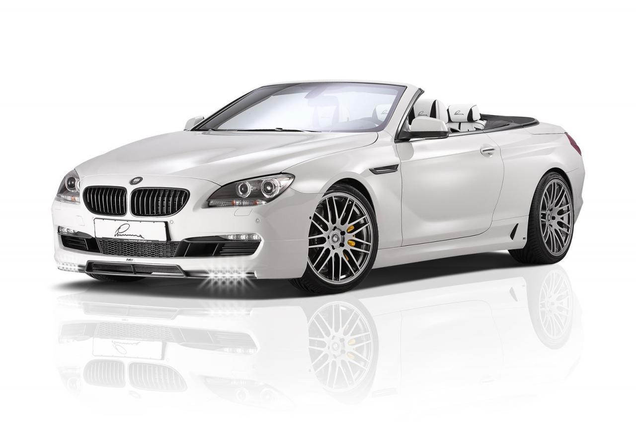 BMW 650i Cabriolet jako CLR 600 GT od Lumma Design 5