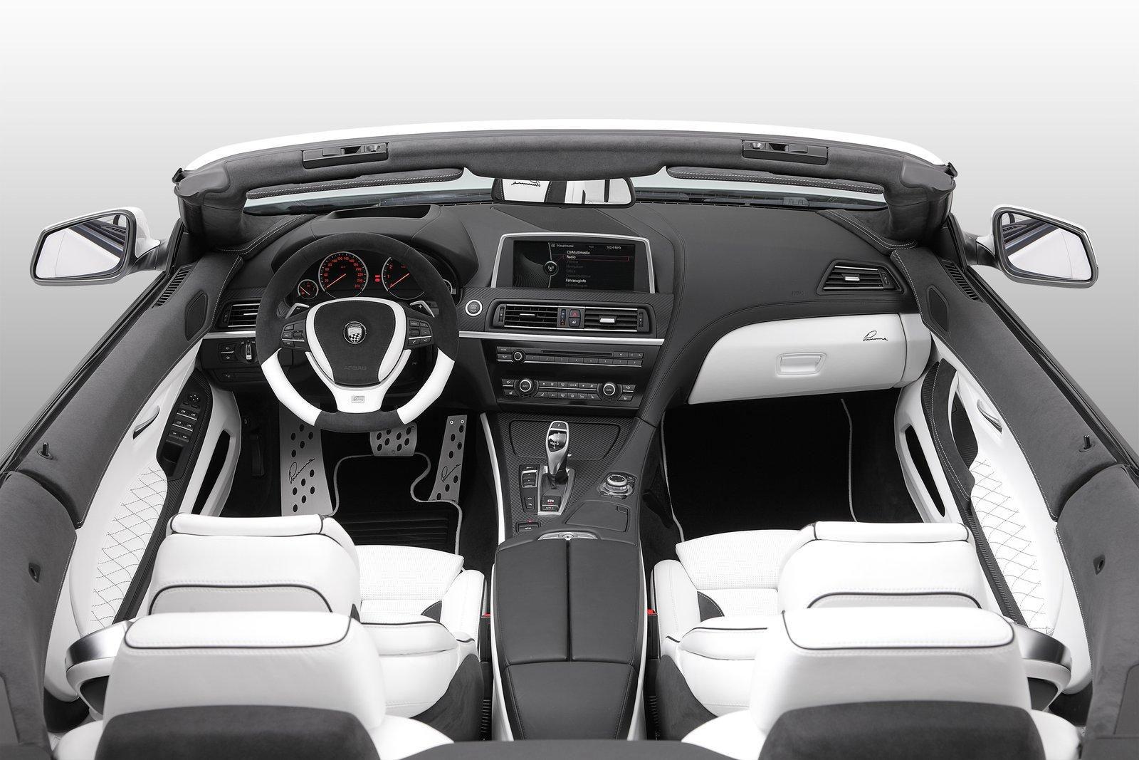 BMW 650i Cabriolet jako CLR 600 GT od Lumma Design 6