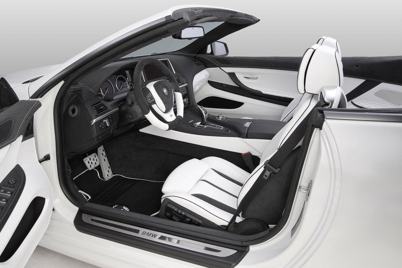 BMW 650i Cabriolet jako CLR 600 GT od Lumma Design 7