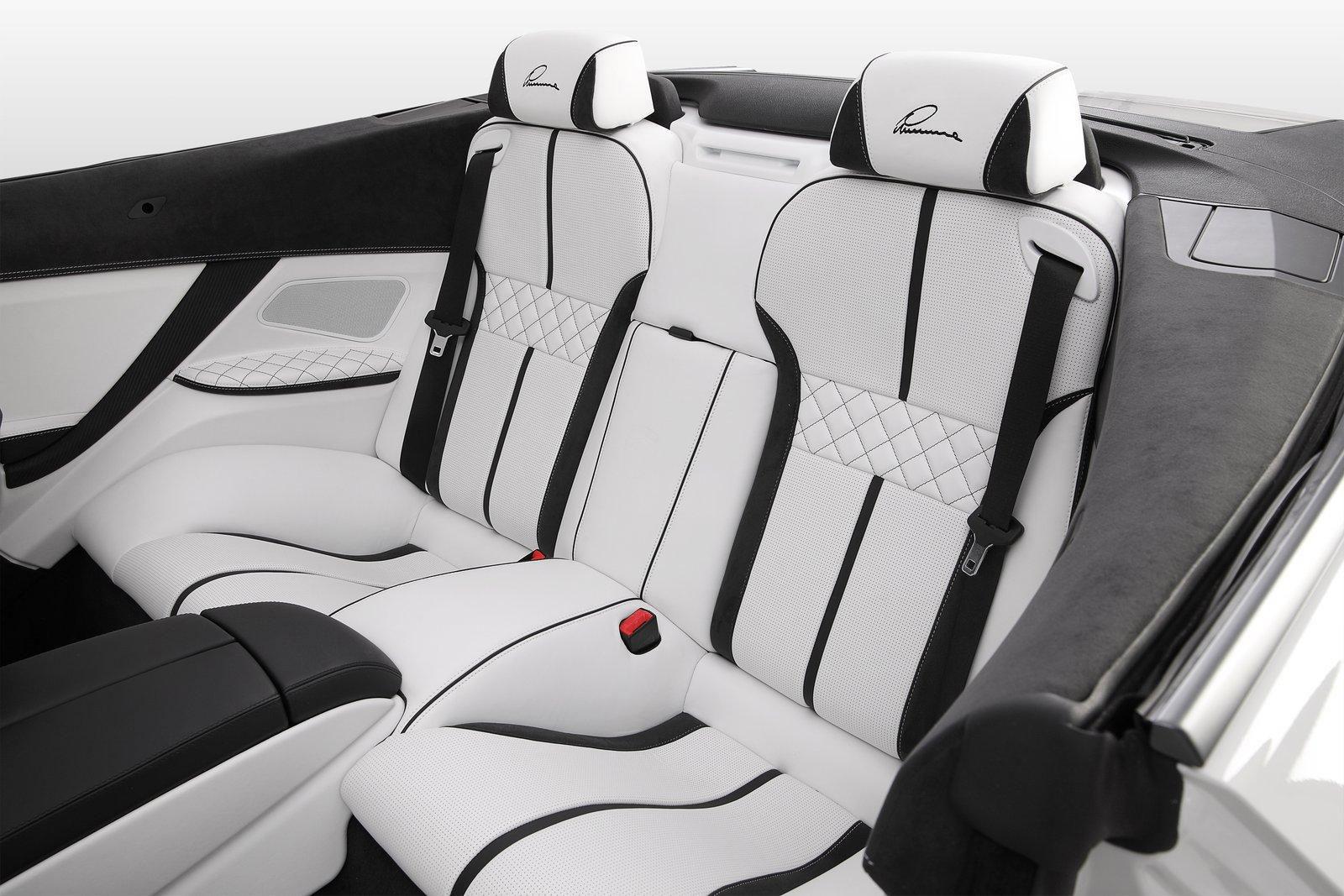 BMW 650i Cabriolet jako CLR 600 GT od Lumma Design 8
