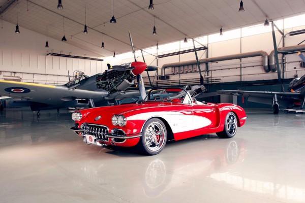 Chevrolet Corvette prošel dokonalou modernizací 1