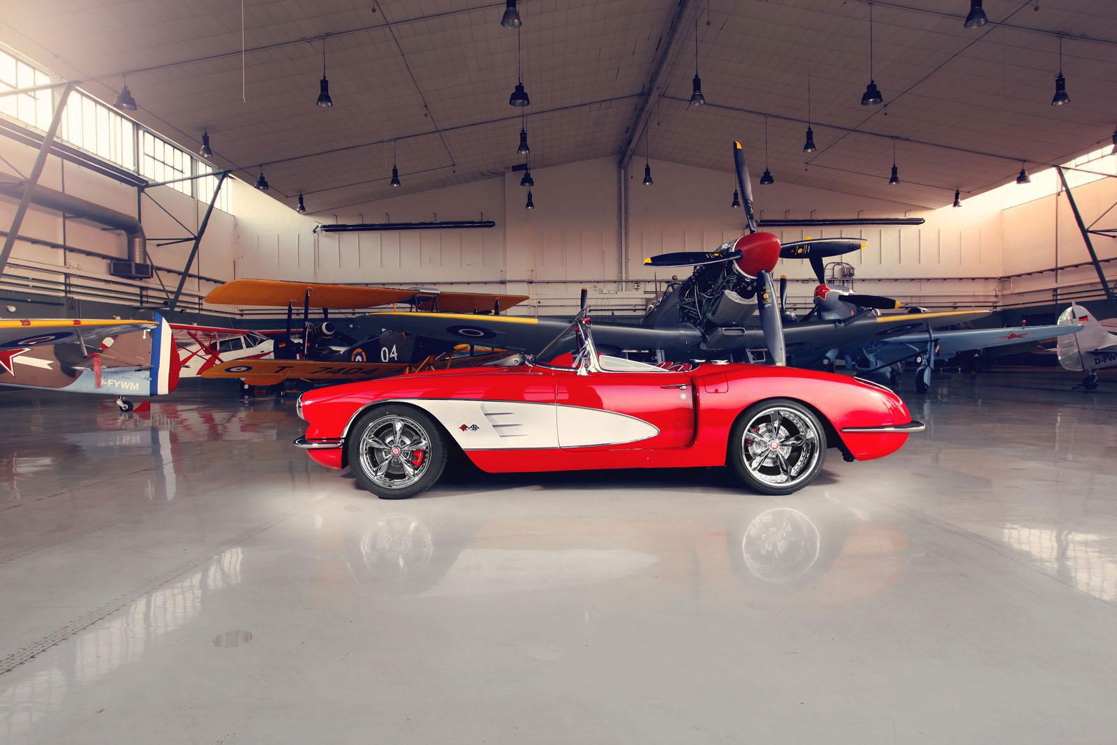 Chevrolet Corvette prošel dokonalou modernizací 11