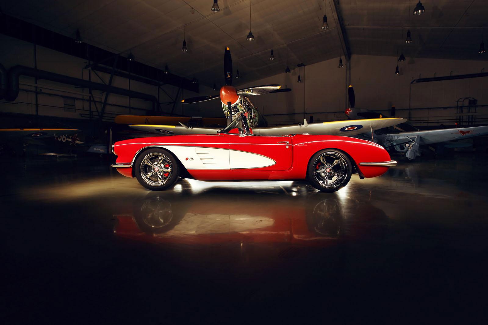 Chevrolet Corvette prošel dokonalou modernizací 12