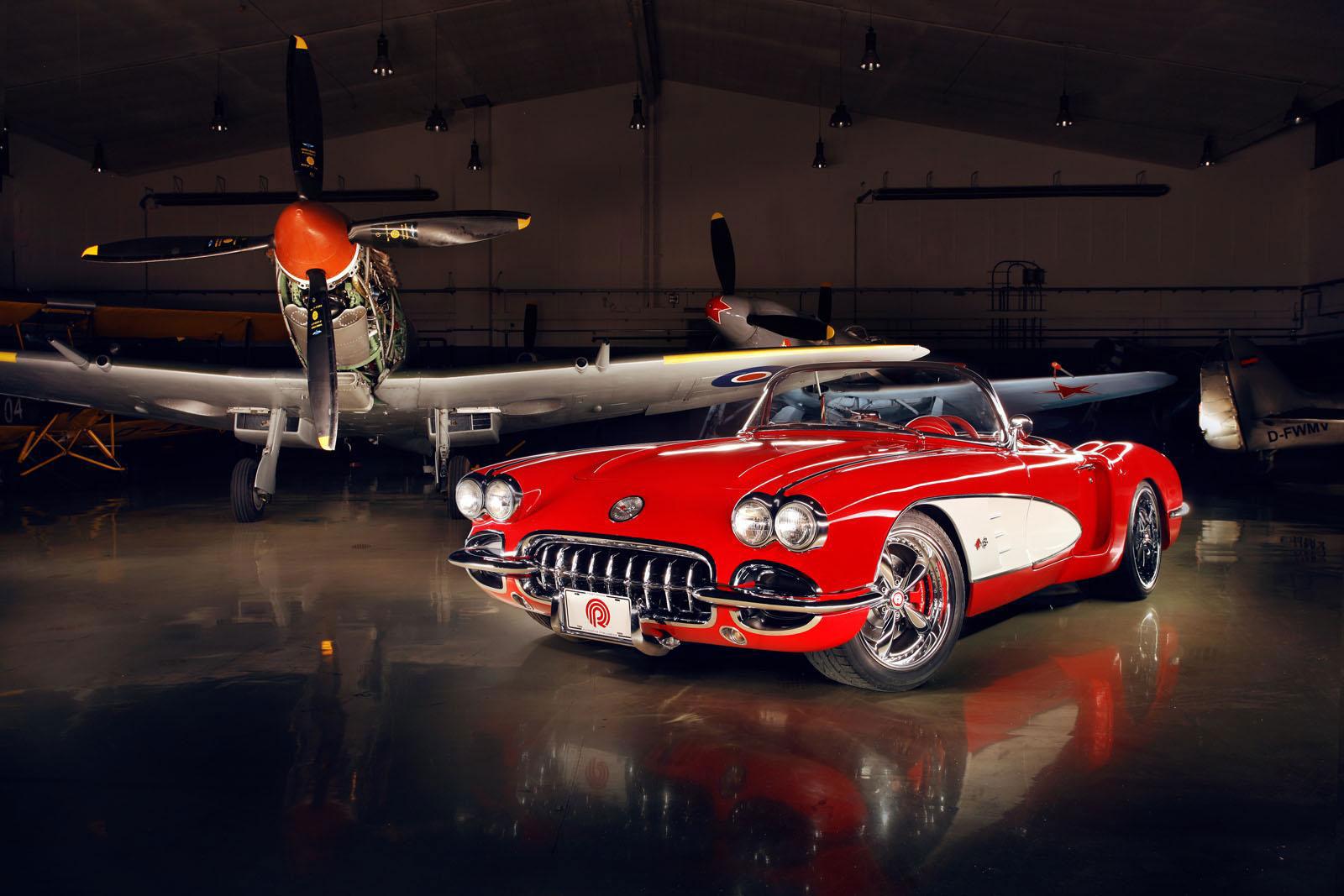 Chevrolet Corvette prošel dokonalou modernizací 4