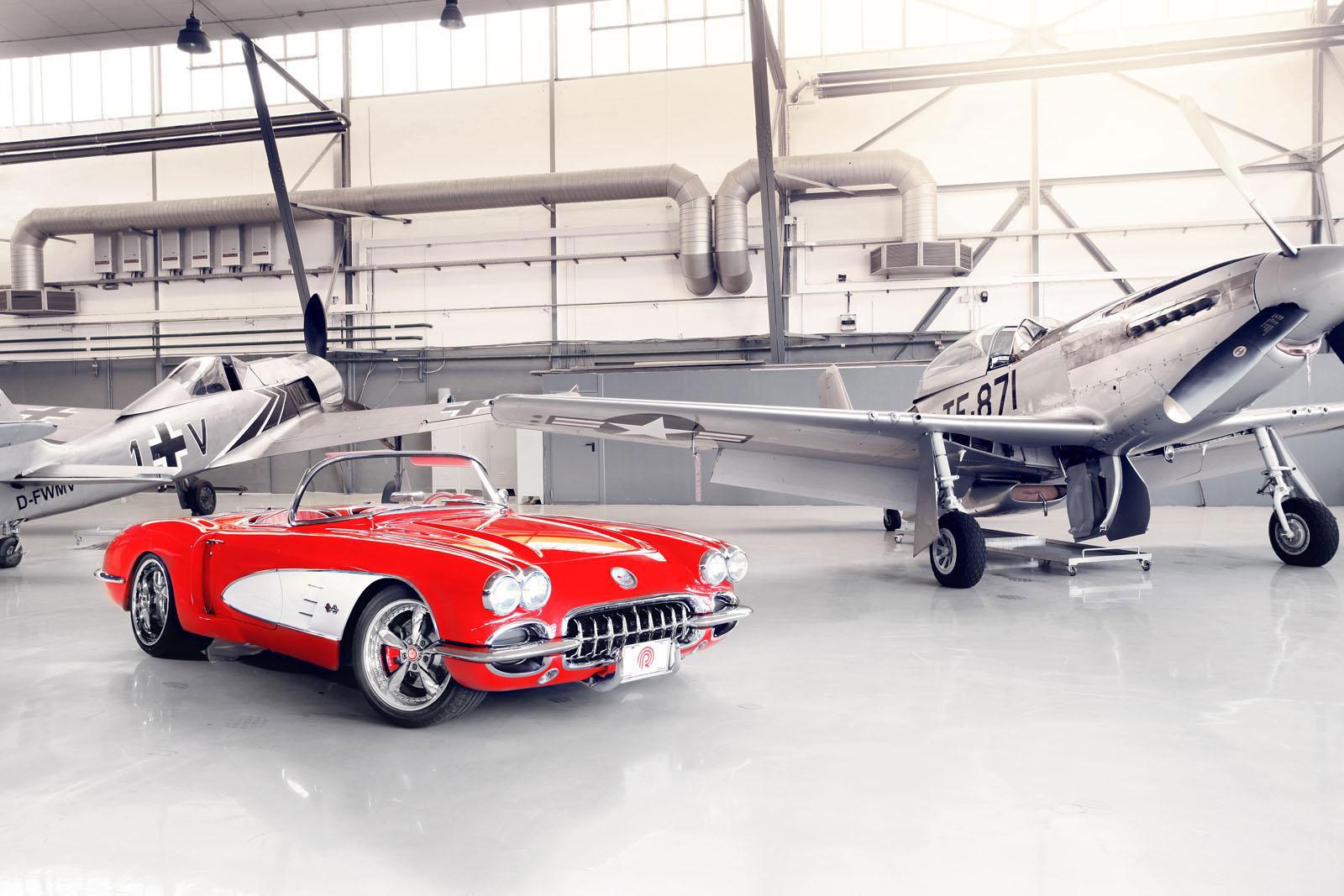 Chevrolet Corvette prošel dokonalou modernizací 5