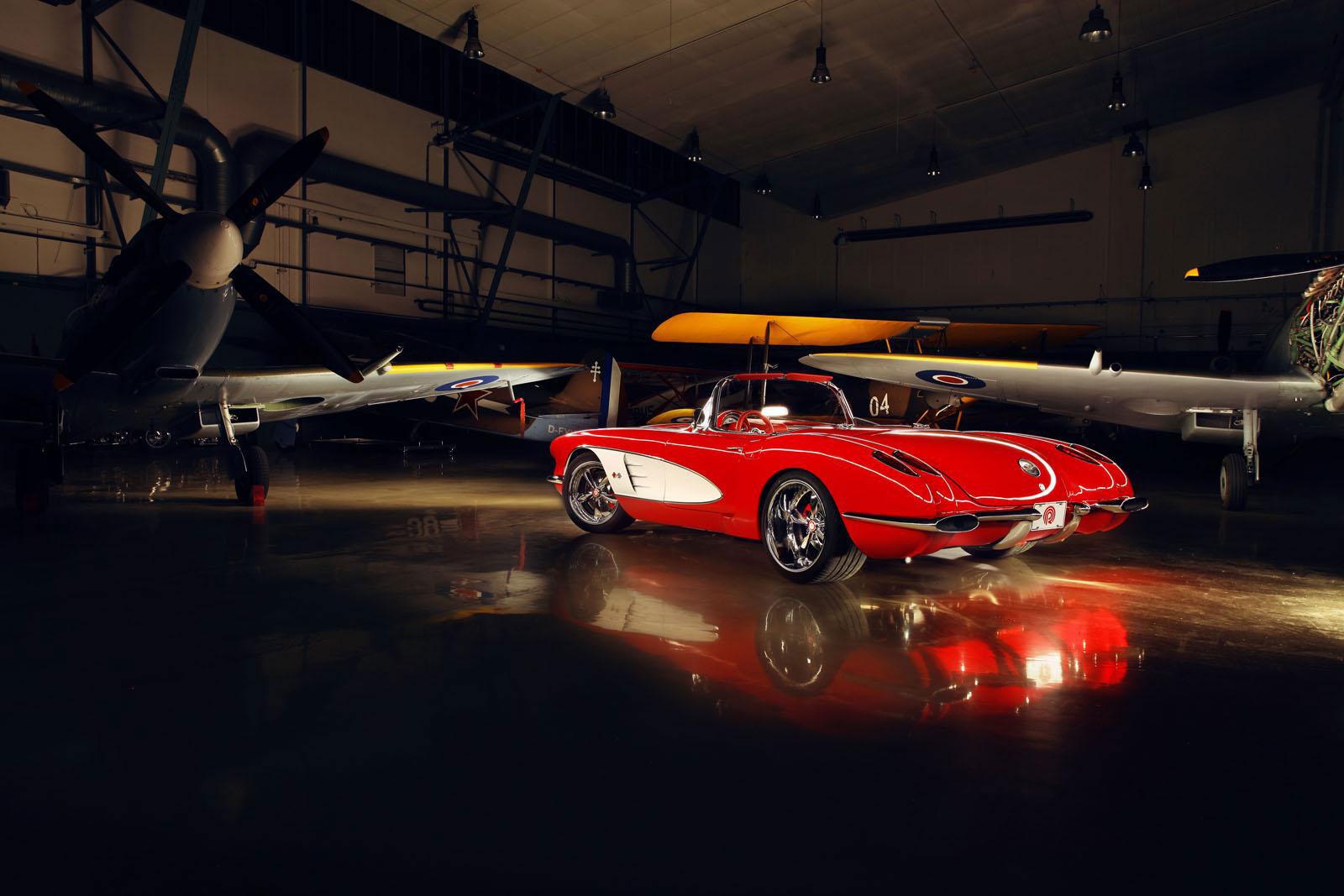 Chevrolet Corvette prošel dokonalou modernizací 9