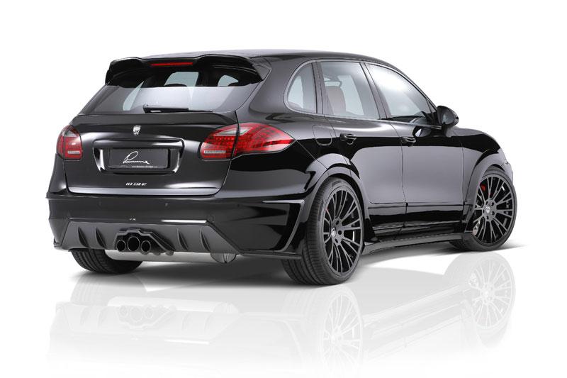 Lumma Design vylepšili naftové Porsche Cayenne 3
