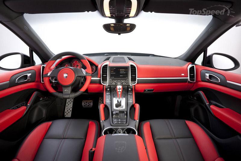 Lumma Design vylepšili naftové Porsche Cayenne 6