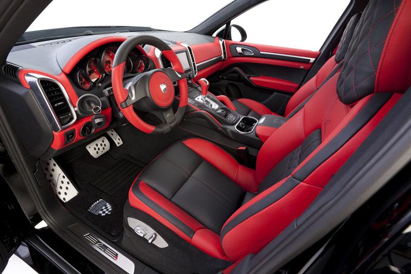 Lumma Design vylepšili naftové Porsche Cayenne 7