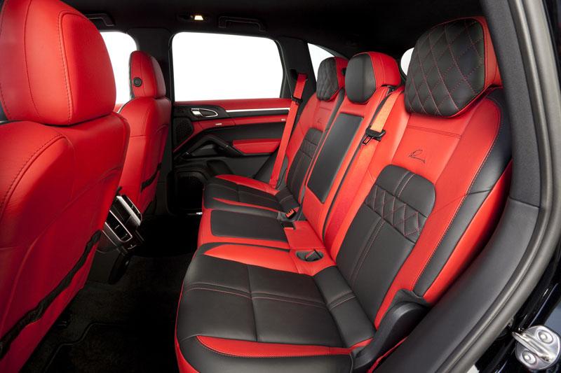 Lumma Design vylepšili naftové Porsche Cayenne 8