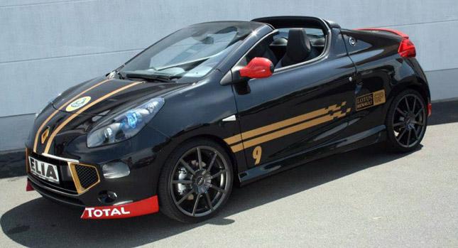 Renault Wind ve stylu F1 1