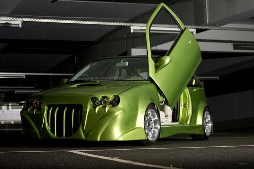 Suzuki Swift GTI prošlo divokou úpravou 2